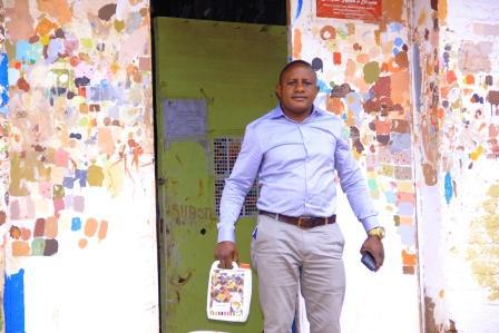 Butembo : Kayihembako Etienne, du   marchand ambulant  de viande « dodo » à la tête d'une  entreprise à plusieurs succursales  grâce à TID
