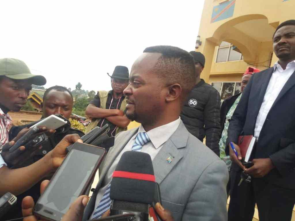 Tueries  à Beni, le député national Tembos Yotama  appelle l'armée à recruter les jeunes volontaires pour en découdre avec l'ADF
