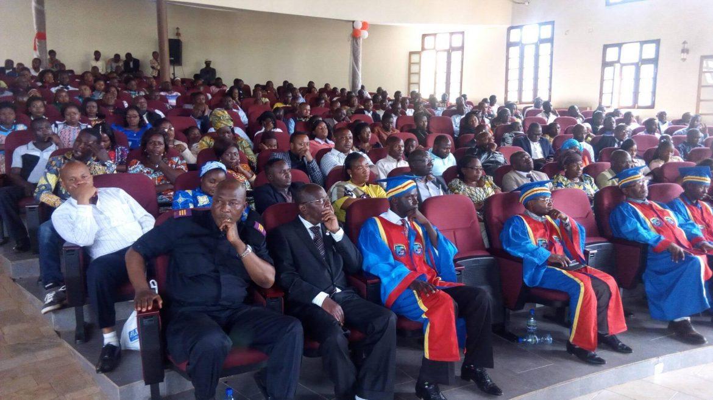 Butembo : Pourquoi choisir l'Université Catholique du Graben ? Jean Paul Baraka, Président des étudiants de l'UCG répond