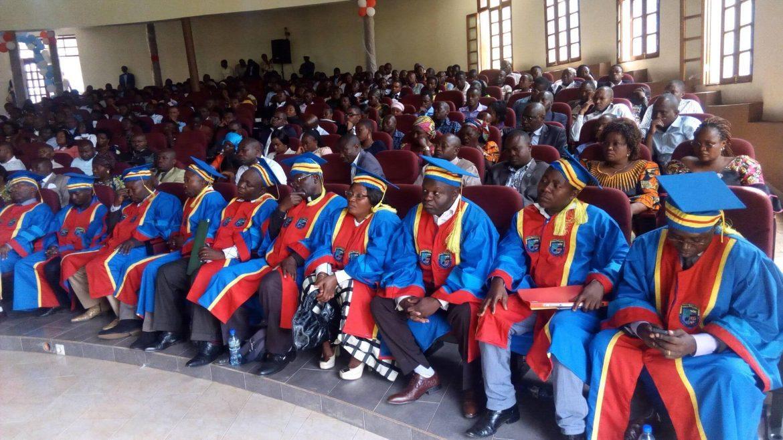 Butembo: collation des grades académiques à l'Université Catholique du Graben ce samedi 21 novembre