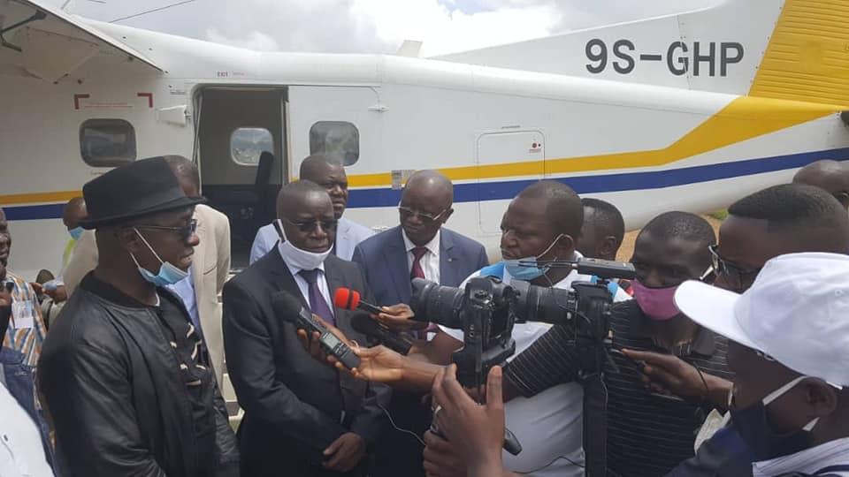 Nord-Kivu: il n'est pas exclus de créer une zone économique spéciale à Beni (Dircab Min Industrie)