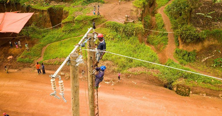 Butembo: manifestation des paysans contre l'implantation des poteaux de la ligne moyenne tension sur l'axe Talihya, ENK rassure