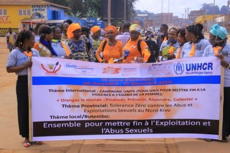 Nord-Kivu/VBG : le harcèlement sexuel est présent dans toutes les entreprises  de Butembo(CFJ)