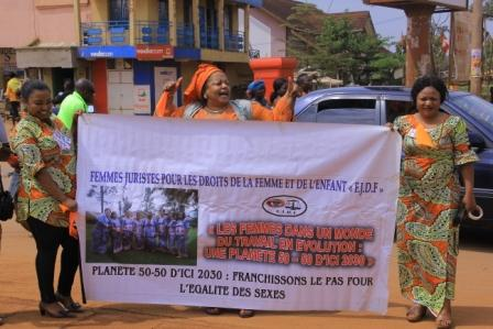 RDC-VBG: la blague 'LE SYNDICAT DIT' fixant  le transport des copines à 2000 Fc est une violence sociale, émotionnelle et psychologique' (Maggie Panza)