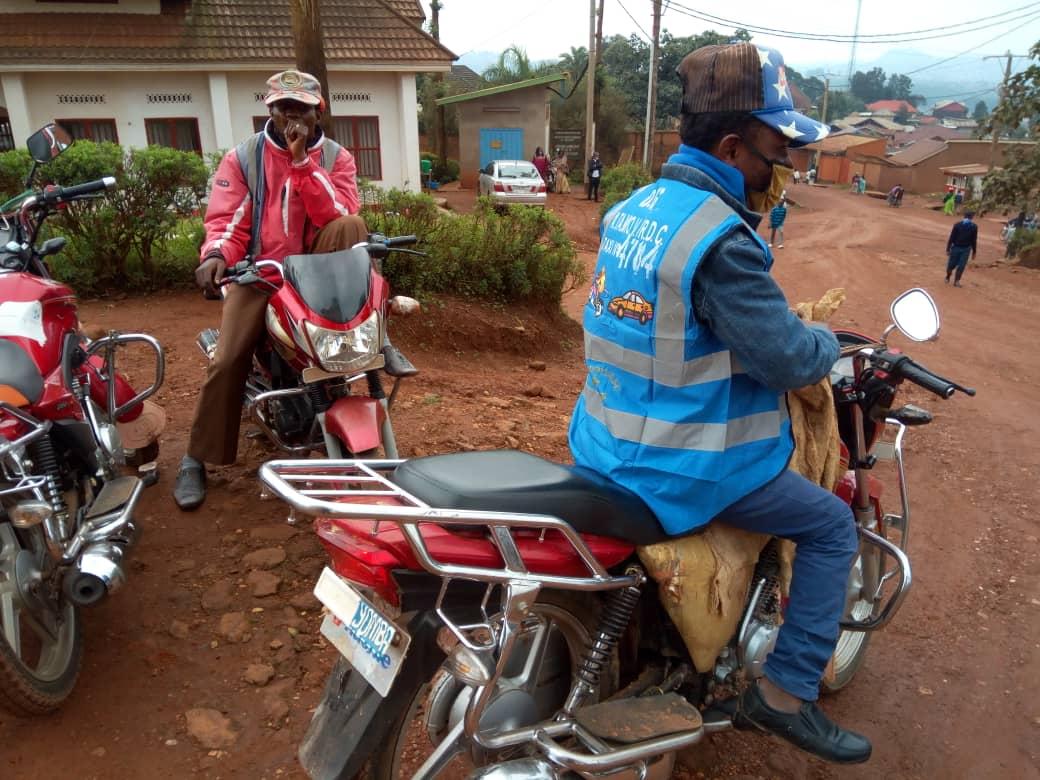 Nord-Kivu : à partir du 1erJanvier 2021 aucune moto ne pourra circuler sans   plaque d'immatriculation