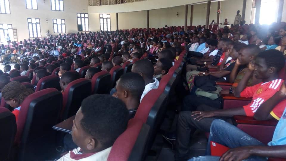 Butembo : effectivité de l'année académique 20-21 à l'Université Catholique du Graben