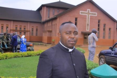 Butembo-Beni : L'abbé Paluku Kasolene Patrick nommé Aumônier diocésain pour l'Apostolat des Laïcs