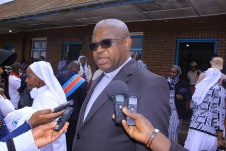Mission Pastorale ACEAC et CENCO : l'abbé Donatien Shole appelle le gouvernement à rouvrir les écoles et universités