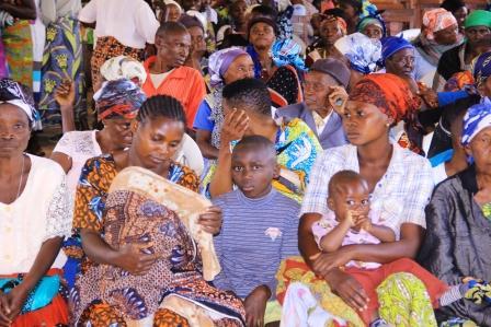 Nord-Kivu: Butembo accueille des orphelins de guerre régulièrement suite aux atrocités de Beni (ISPRON)
