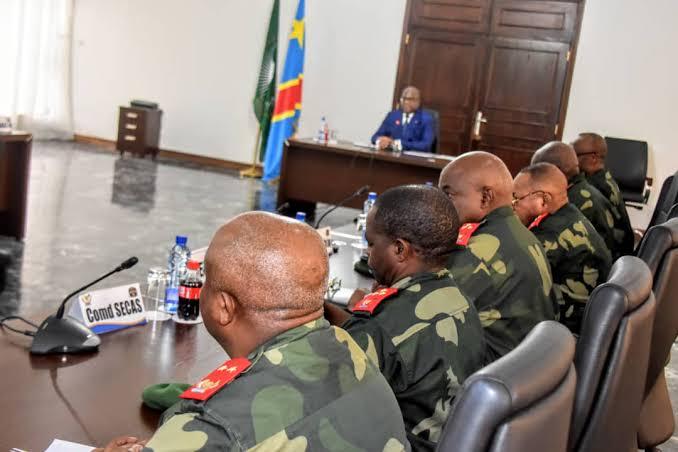 Butembo : le député national Tembos Yotama écrit au Premier Ministre pour exiger  l'audit sur  l'armée et l'origine des  avoirs   des généraux