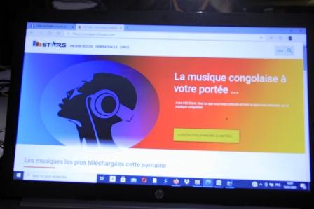 Nord-Kivu : 243 Stars, la plate forme numérique du jeune Freddy Mutoto pour la promotion des artistes