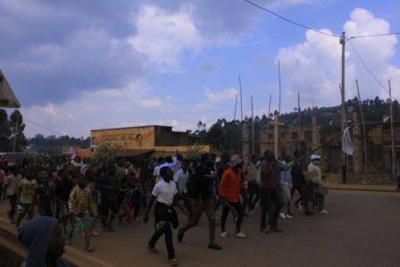 Butembo : une semaine après la mort par balle du jeune Robert, Colibri RDC ASBL écrit au maire
