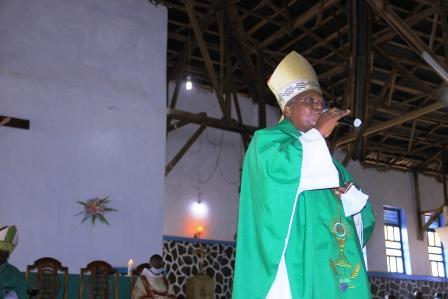 Massacre à Beni : « Ne vous résignez pas. En priant ouvrez grandement les yeux. » (Monseigneur José Moko , vice-président de la CENCO)