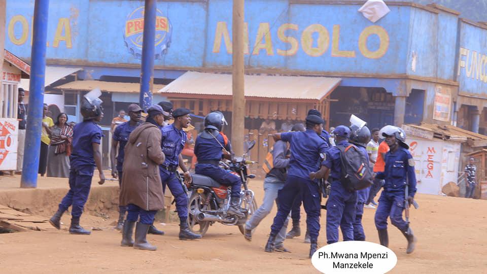 Nord-Kivu/bouclage : le député Tembos Yotama fustige la mort d'un jeune garçon et appelle au changement de stratégie de recouvrement