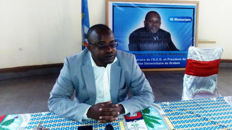 Butembo : le Professeur Richard Mulendevu nommé Directeur du Centre d'Etudes Juridiques Appliquées, CEJA de l'UCG