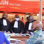 Justice-Ebola : la cour militaire opérationnelle révèle que la majorité des prévenus en cavale étaient  déjà passés aux aveux