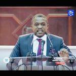 Prorogation de l'Etat de siège : le député Mumbere Mukweso Rémy appelle  le gouvernement à régler la question  de   dysfonctionnement de l'appareil  de justice